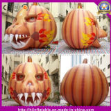 Halloween Inflatable Pumpkin Head Decoration for Holiday Party Decor