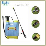 3wbs-16f Knapsack Manual Agriculture Pressure Sprayer