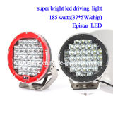 Super Bright 185W 37*5W Epistar LED Work Light