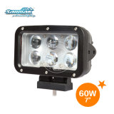 "7"" 60W CREE High Output LED Offroad Worklight"