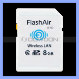 Micro SD Card WiFi SD Memory Card Real Capacity 8GB 16GB 32GB for DSLR Wholesale Micro WiFi SD Card