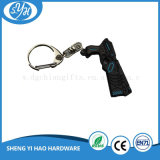 Customized Logo Metal 3D Printing Souvenir Gift Keychain