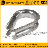 Zinc Plated Wire Rope Thimble