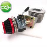 G2 Reed Valve & Racing Carburetor & Cylinder Assembly