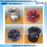 Sand Casting Stainless Steel /Cast Iron Pump Bowl