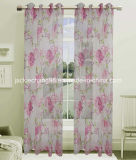 Peony Flower Printed Voile4 for Home Textile