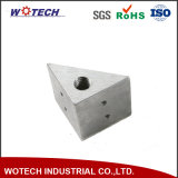 Hot Sales Die Casting Aluminum Pushers with Machining Holes Outside