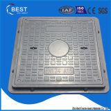SMC Composite Locking Lighter Square A15 Manhole Cover