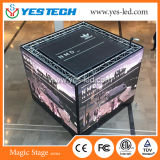 Full Color Video LED Display Screen Cube