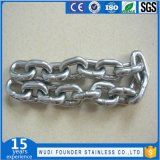 Stainless Steel High Test Chain