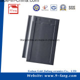 Clay Ceramic Roof Tile Flat Clay Roof Tiles 270*400mm Made in China