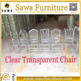 Newest Clear Transparent Crystal PC Wedding Event Chair