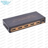 4K*2K@60Hz HDMI 2.0 Hdr HDMI Splitter 1X8 1X4 Full HD/3D