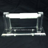Wall Mount Acrylic Toilet Paper Holder