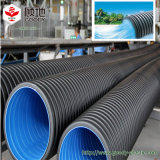 Large Diameter Dn500mm HDPE Double Wall PE Pipe