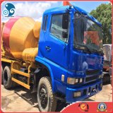 8m3 Drum Concrete Machinery Used Fuso Mixer Truck Japan