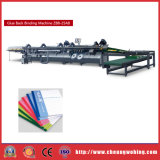 Zbb-25ab New Book Glue Back Binding Machinery for Exercise Book