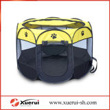 Oxford Material Portable Pet Playpens for Dog or Cat