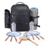 Stylish All-in-One Portable Picnic Backpack Bag