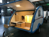 Travel Trailer Teardrop Caravan Trailer
