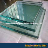 Clear/Tinted/Colored/Safety Tempered/Laminated Glass for Furniture Glass
