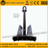 AC14 Hhp Stockless Steel Ship Anchor