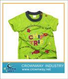 100% Cotton Fashion Printed T Shirt for Kids