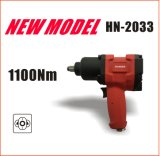 Heavy Duty Air Impact Wrench with 1100nm Max Torque (Hn-2033)