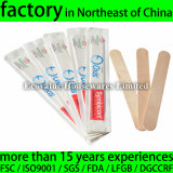Disposable Wood Waxing Spatula Stick