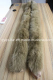 Factory Wholesale Plush and Fluffy Fox Fur Trim for Hood