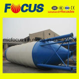 Q235 Steel 100t Bolted Cement Silo for Concrete Batching Plant
