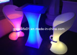 Multicolor Changing, Battery Lighted LED Furniture
