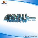 Auto Spear Parts Crankshaft for Toyota 3L (2800) 13401-54020