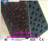 Gymnasium Flooring/Interlocking Gym Floors/Gym Flooring Mat/Outdoor Rubber Flooring EPDM Rubber Flooring