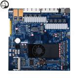 1037u Mini Itx Motherboard with 8 LAN Ports