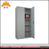 Colored Double Door Steel Cupboard, Office Furniture, Filing Cabinet