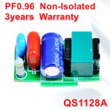 6-20W Hpf Non-Isolated Plug LED Power Supply QS1128A