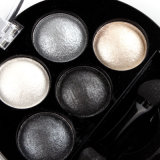 6 Styles 5 Colors Professional Eyes Makeup Pigment Eyeshadow Palette Es0304