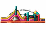 Commercial Newest Giant Inflatable Obstacle Course