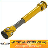Long Telescopic and Welded Type Universal Coupling