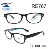 Two Sided Pattern New Model Reading Glasses (RE767)