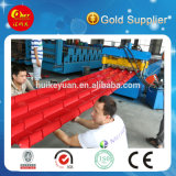 Hebei Hot Sale High Quality Step Tile Forming Machine