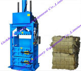 Vertical Hydraulic Used Waste Paper/Fiber/Cotton/Plastic Baler Machine