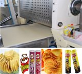 Whole Line of Potato Chips Production Line (HG-PC250)