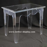 Custom Clear Acrylic Table
