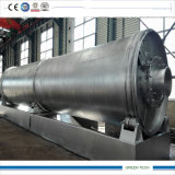 Waste to Fuel Oil Tire Recycling Machinery Pyrolysis Plant