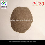 Brown Aluminum Oxide Grit for Abrasive Application