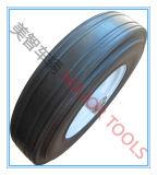 4.00-8 Heavy Duty Solid Rubber Cart Wheels