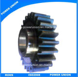Steel Hobbing Transmission Spur Gear for Corruagated Machinery