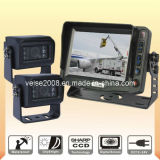 Wired Oberservation Rearview System for Airport Vehicle (Model: DF-5270212)